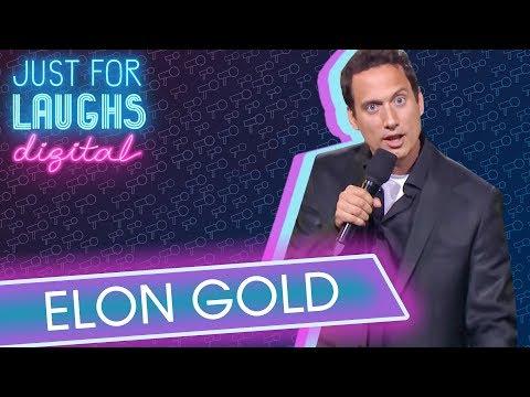 Elon Gold Creates A Commercial For Judaism