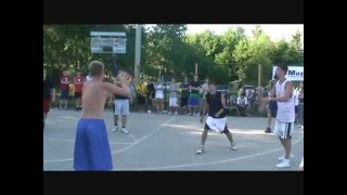 Финал Streetball Young Battle