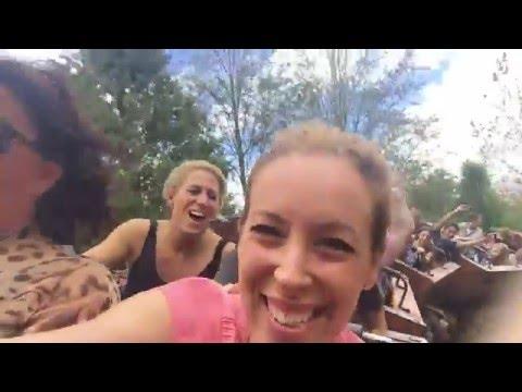 Seven Dwarfs Mine Train Full Ride POV: Magic Kingdom Walt Disney World #ZootopiaEvent