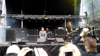 Sparzanza - The Fallen Ones - World Premiere @ Kivenlathi Rock