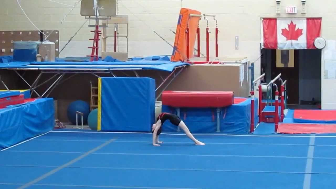 Gymnastics level 2 floor routine meze blog for Floor gymnastics