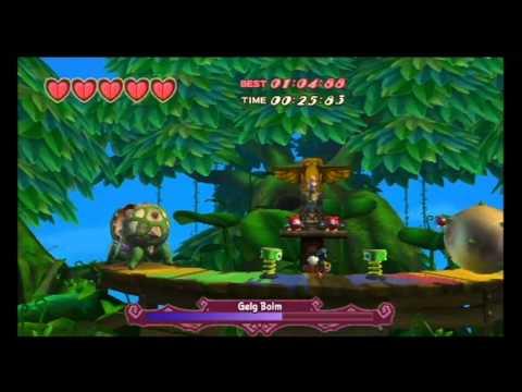 Klonoa Time Attack - Gelg Bolm [1:03.71]