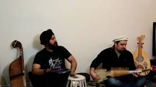 INSTRUMENTAL KASHMIRI MUSIC || Rubab (Yaqoob) and Tabla (Arsh Khaira)