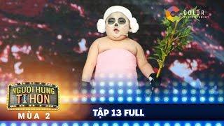 Người Hùng Tí Hon Mùa 2 Tập 13 - Vòng Bán Kết Full HD