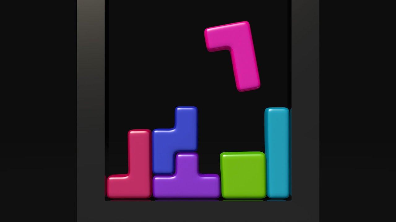 Softbody Tetris Candy Version