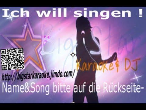 Schwarz zu Blau Peter Fox   GP Karaoke
