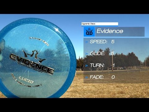 Dynamic Discs Evidence | Is This Disc Right for You?
