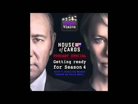 Darkness, Dastardly Deeds & Diddling: Getting Ready for House of Cards Season 4