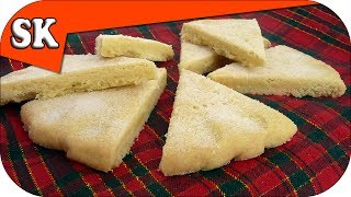HOW TO MAKE SHORTBREAD - Shortbread Recipe