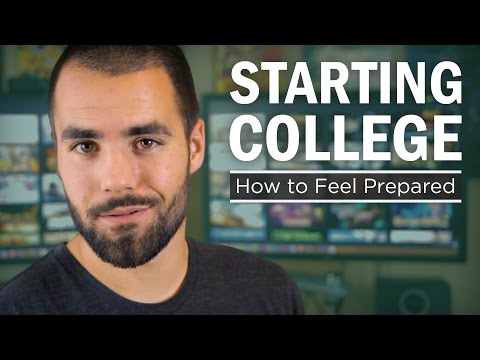 How to Get Over the Fear of Starting College