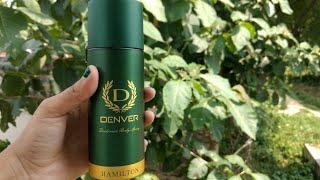 Denver Hamilton Perfume Review