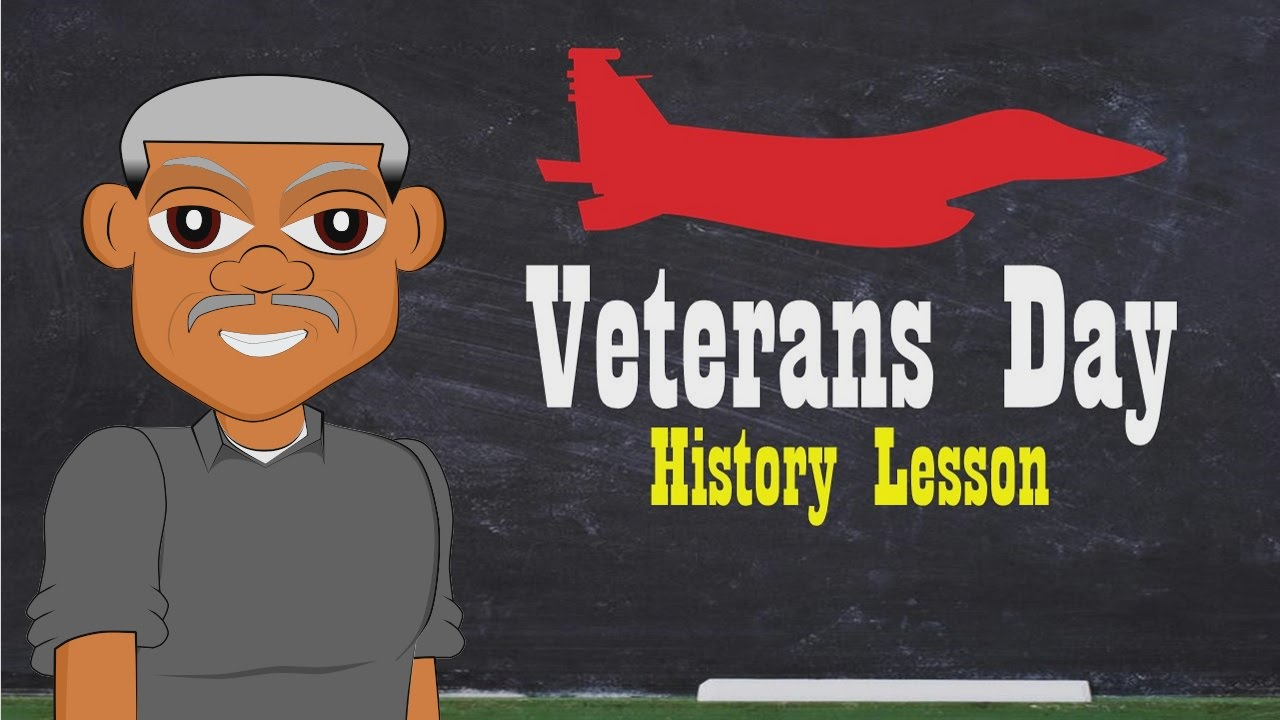 hight resolution of Veterans Day (Educational Videos for Students) Free TV (History Cartoons  for Children) - YouTube