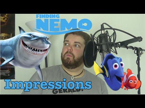 Finding Nemo  Impressions