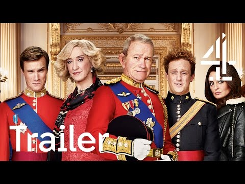 : The Windsors  Friday 27th May 10pm  Channel 4