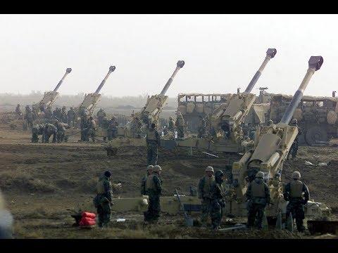 الحرب السورية  المدفعية التركية تدك مواقع النظام.. وعشرات القتلى في صفوف ميليشيات إيران