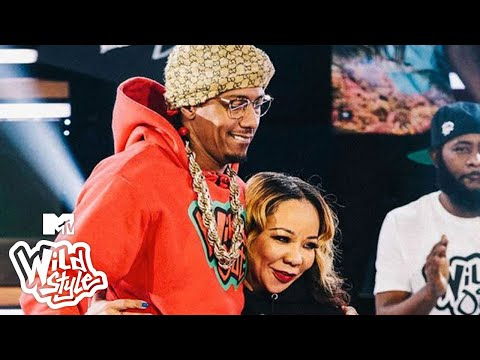 DC Young Fly ROASTS B. Simone 😂  ft. Tiny Harris | Wild N Out | #Wildstyle