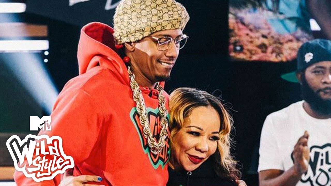 DC Young Fly ROASTS B. Simone 😂  ft. Tiny Harris | Wild 'N Out | #Wildstyle