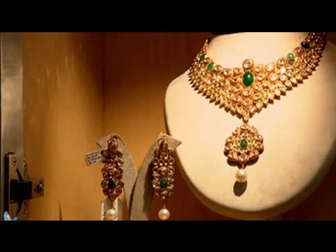 Discover the Rajasthani style of royal jewellery YouTube