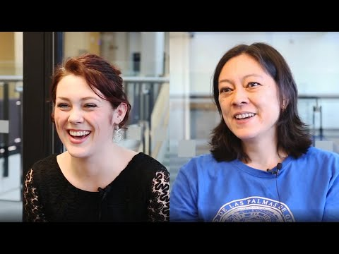 UCB students Sam and Elena discuss their Erasmus experience