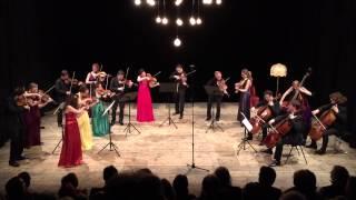 P.I. Tchaikovsky - Souvenir de Florence - III. Allegretto moderato - Camerata Alma Viva
