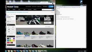 Footlocker, Eastbay, Nike, CCS add to cart bot