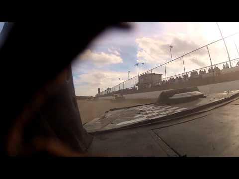 Elk City Speedway ISTOCK  heat race 4/12/15