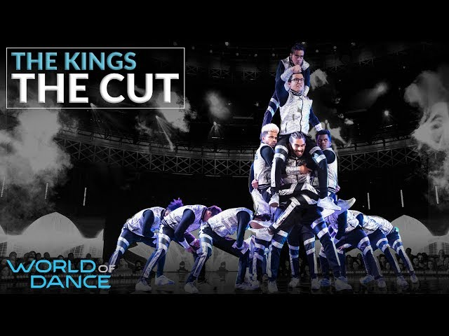 The Kings | The Cut Performance | NBC World of Dance Season 3 | Tattad Tattad | Ram Leela
