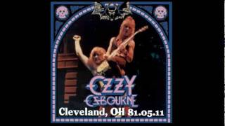 Ozzy Osbourne/ Randy Rhoads - Flying High Again (live 1981)