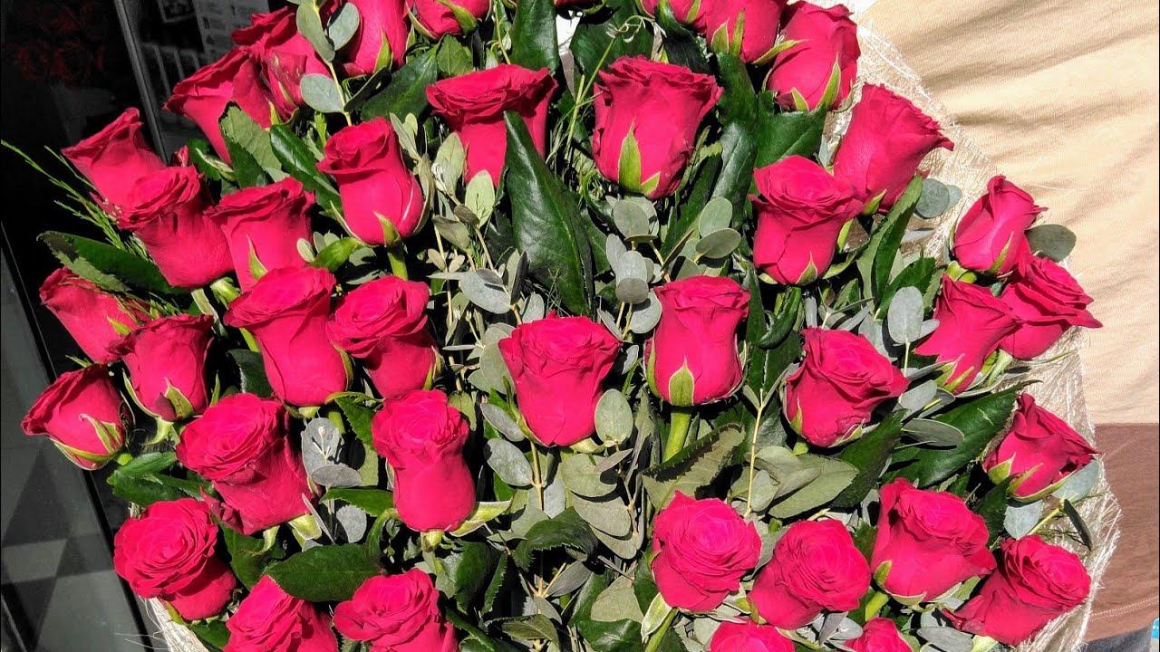 Gül🌹Buketleri modelleri, Rose bouquet models