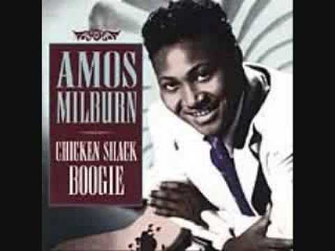 Amos Milburn Chicken Shack Boogie