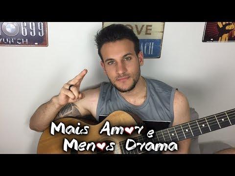 Mais Amor e Menos Drama - Henrique e Juliano(Cover Rodrigo Sbardelatti)