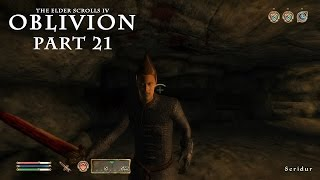 "The Elder Scrolls IV: Oblivion Part 21 (PC) ""End to Seridur"""
