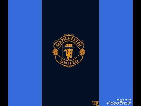 manchester united logo wallpaper collection 2019 youtube manchester united logo wallpaper