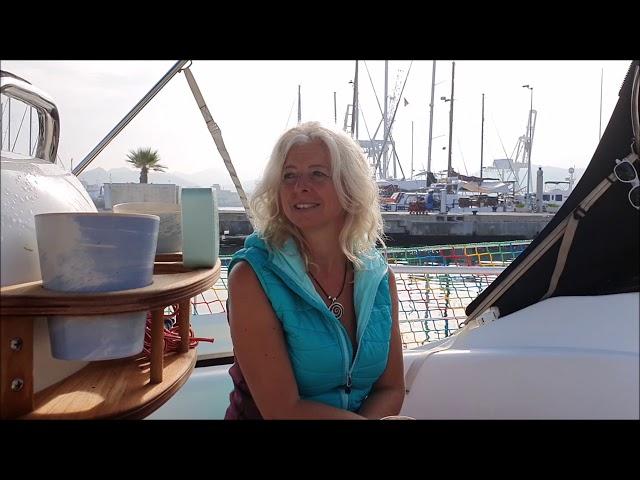#06 Segeln Atlantiküberquerung von Santa Pola nach Gibraltar