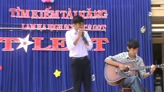 Mã số 07 Hòa tấu Harmonica+Guitar 331