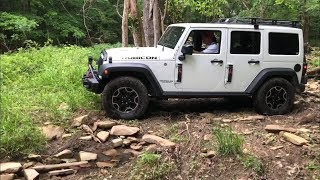 Jeep Overlanding & Camping Wayne National Forest Ohio May 2019