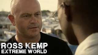 Crime in IDP camps | Ross Kemp Extreme World