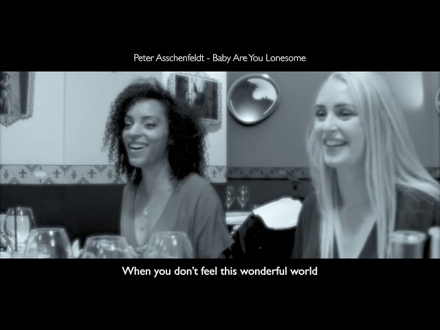 Baby Are You Lonesome (English) - Peter Asschenfeldt