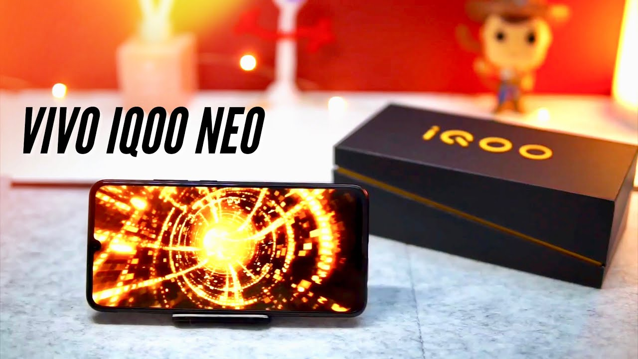 VIVO iQoo Neo Initial Review: MOST POWERFUL MID-RANGE SMARTPHONE?
