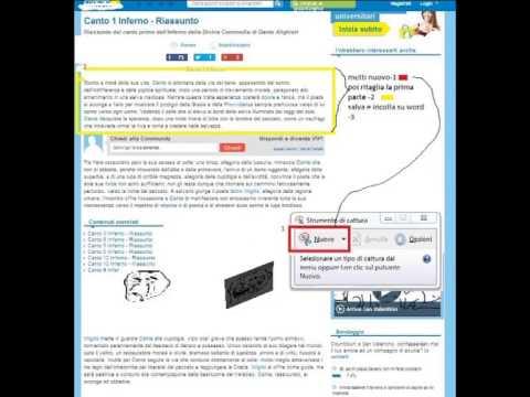 Come copiare immagini, testi bloccati da siti (semplice e facile)