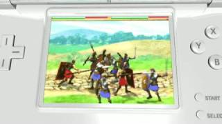 Age of Empires: Mythologies Nintendo DS - HD Trailer