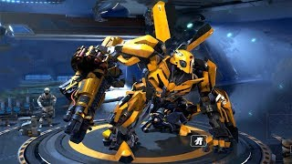Bumblebee The Last Knight - TRANSFORMERS Online - Control Mode Full Weapons Gameplay 2018