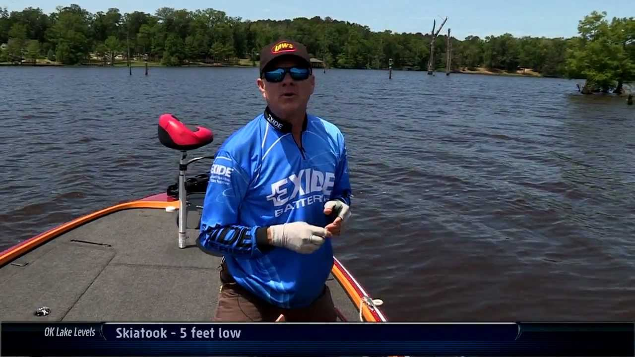 D 39 arbonne lake la bass fishing southwest outdoors report for Bass fishing louisiana