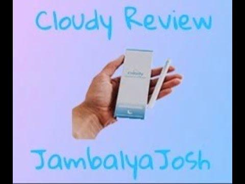 Cloudy Melatonin Vape Review