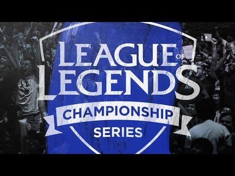 TSM vs FLY | NALCS Spring Playoffs 2017 - Semifinals | LoL Esports 24/7 REBROADCAST