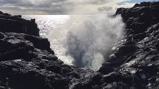 Tinnitus Treatment - Sounds of Splash&Explode in Atlantic Ocean (%100 effectiive for BBPV)