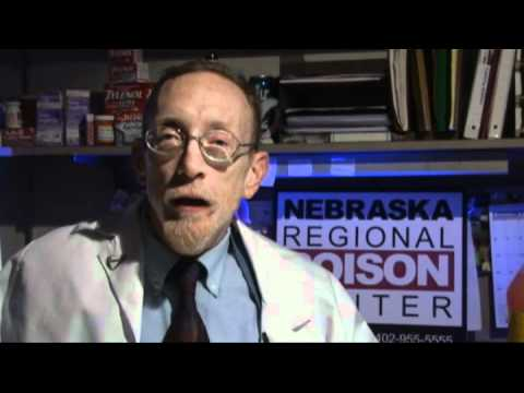 Ask UNMC: Can bath salts get you high? Travel Video