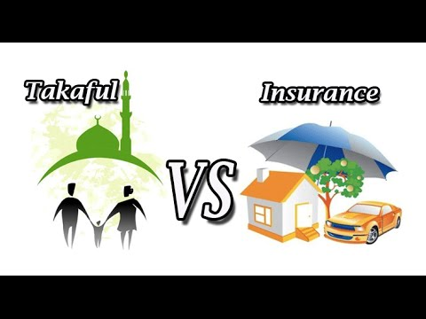 How Takaful is different from Insurance - Comparison