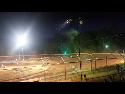 Heat Race 5/27/19 Memorial Day Shootout Flomaton Speedway, In Flomaton, Al(7)
