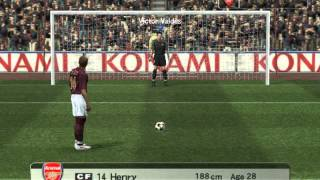 Cheat Winning Eleven 9 PC Instant GOAL !!!